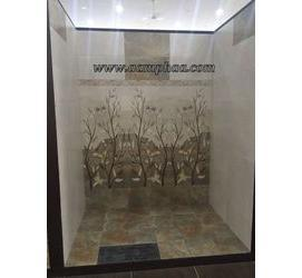 Picture Concept Wall Tile Design