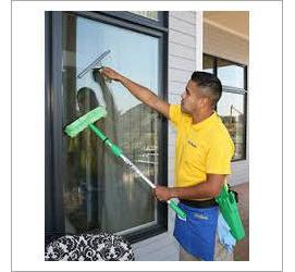 Glass Cleaning Services