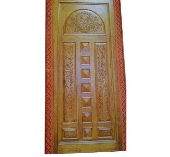 Micro Coated Flush Door