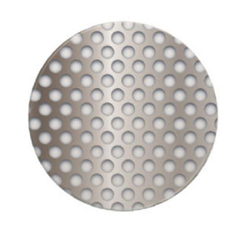 Lipped Hole Perforated Circles