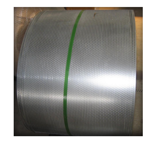 Stainless Steel Perforated Coils