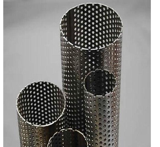 Titanium Perforated Coils