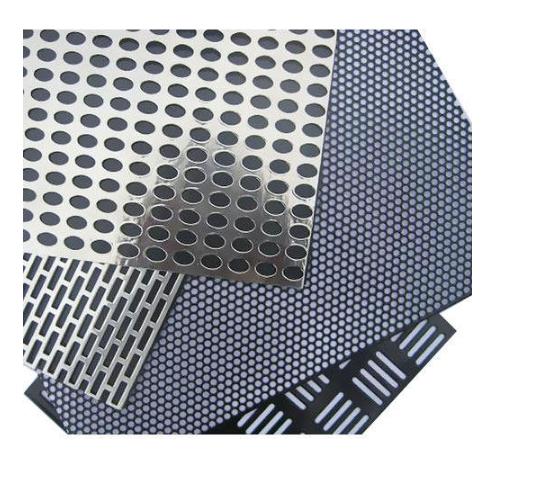Titanium Perforated Sheets