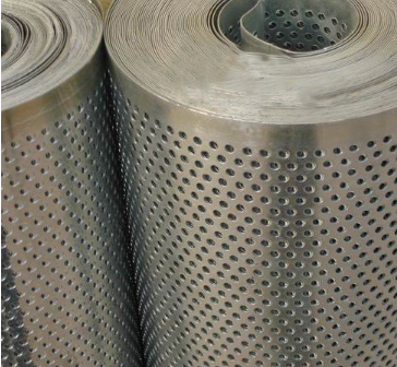 Monel Perforated Coils