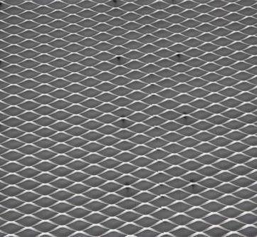 Oblong Hole Perforated Sheets
