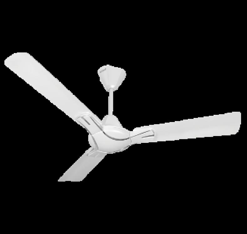 Decorative NICOLA 50 SILVER  Fan