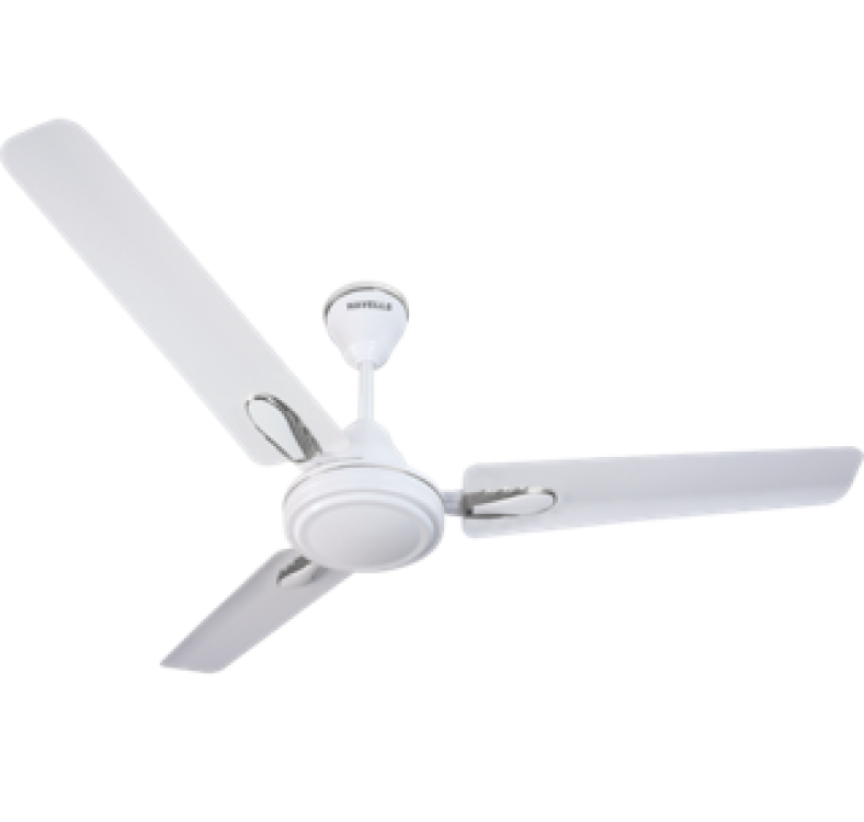 Decorative  Deco sweep White  Fan