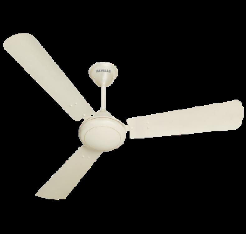 Regular  Pearl White  Fan