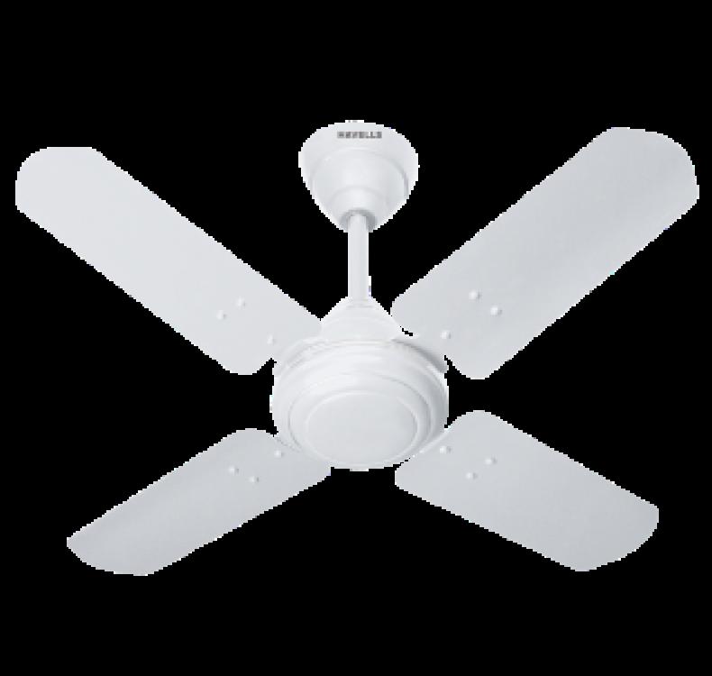 Regular High Speed White Fan