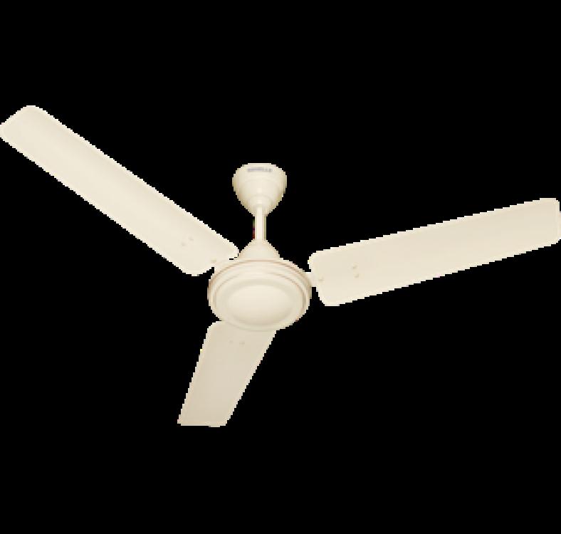 Regular High Speed  Ivory Fan