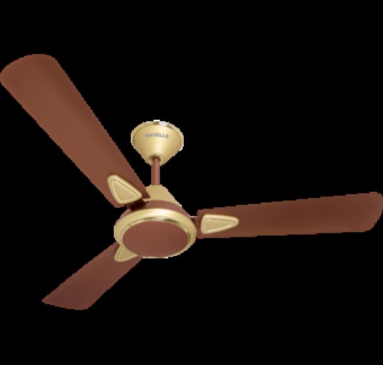 Decorative  Brown-Beige Fan