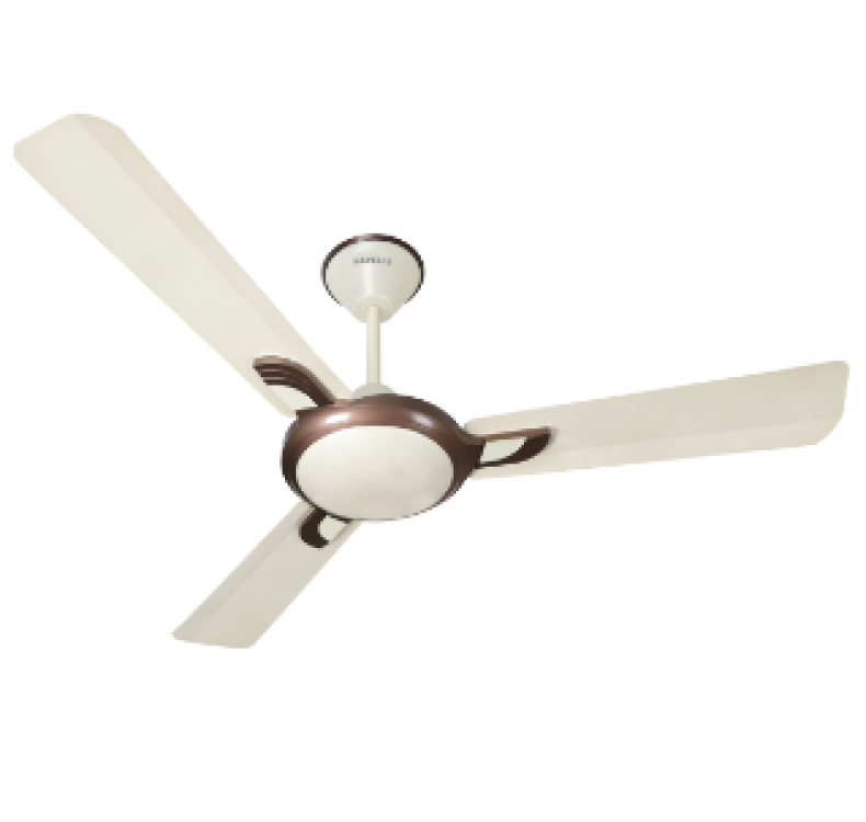 Decorative  AREOLE 50 PEARL IVORY  Fan