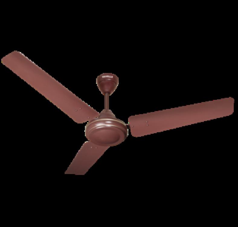Energy Saving  Brown Fan