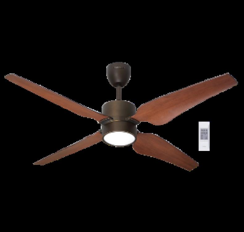 Underlight  Architectural Bronze Fan