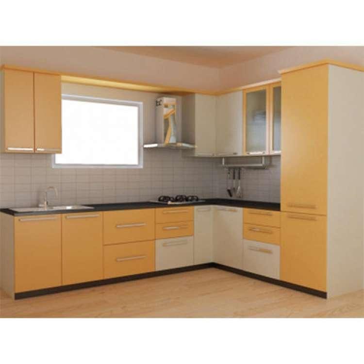 Pre Laminated Modular Kitchen Service