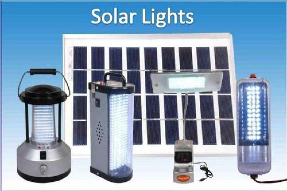 Solar Home Lights