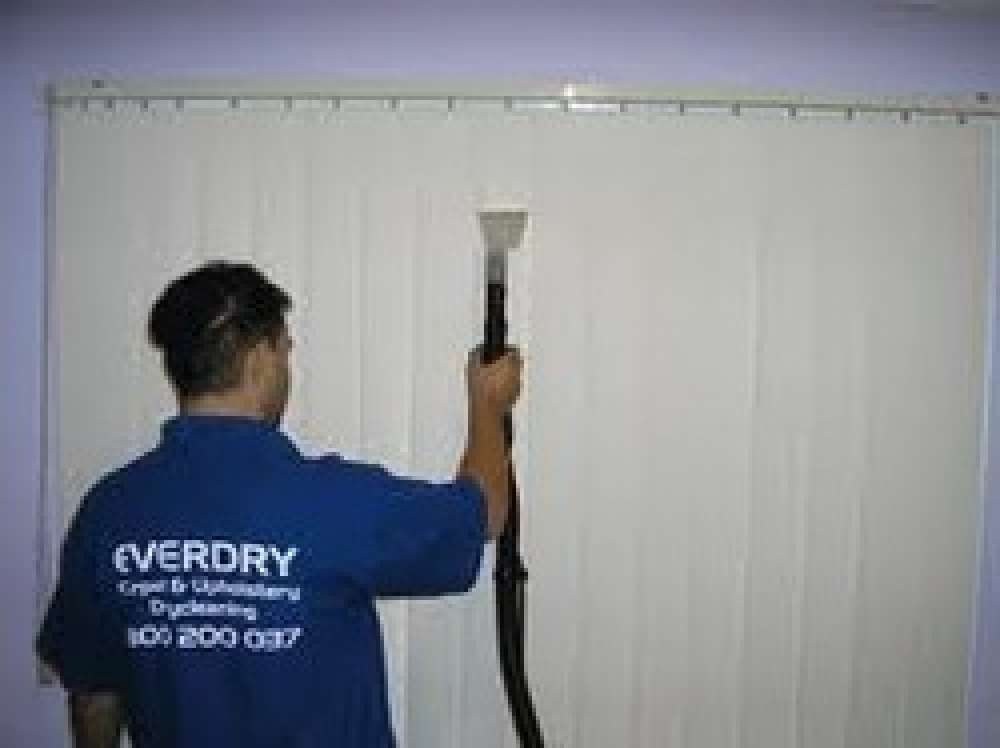 Vertical Blind Cleaning Services