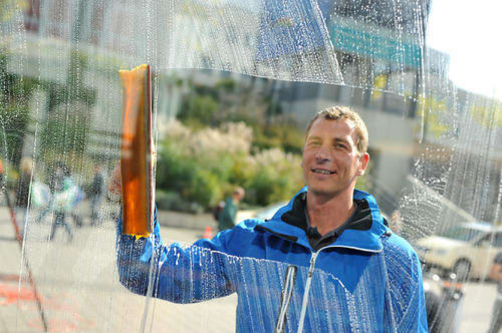 Glass Cleaning Service