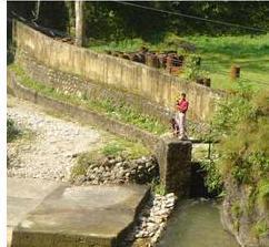 Canal Route Survey