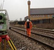 GPS Survey - Rail Survey Services