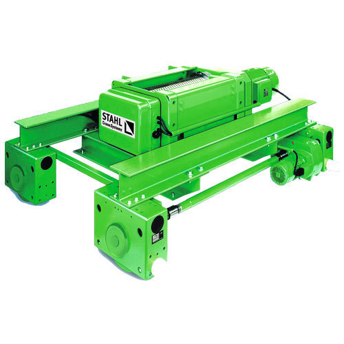 Wheel Block Crane Components