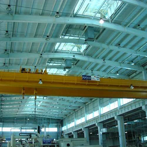 Double Girder Bridge Cranes