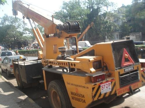 Crane Hydraulic Telescopic Hire Service
