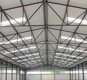 Factory Building Fabrication Services