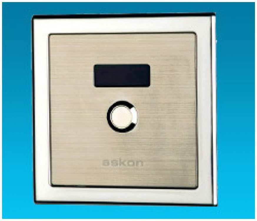 Automatic Sensor Toilet Flusher