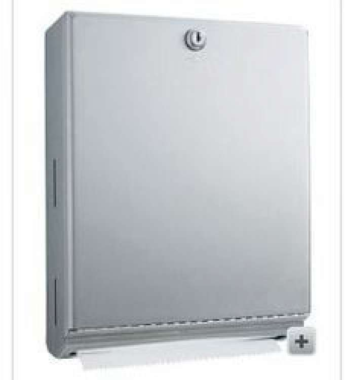 Surface Towel Paper Dispenser