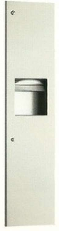 Recessed Paper Towel Dispenser- Trimline Series