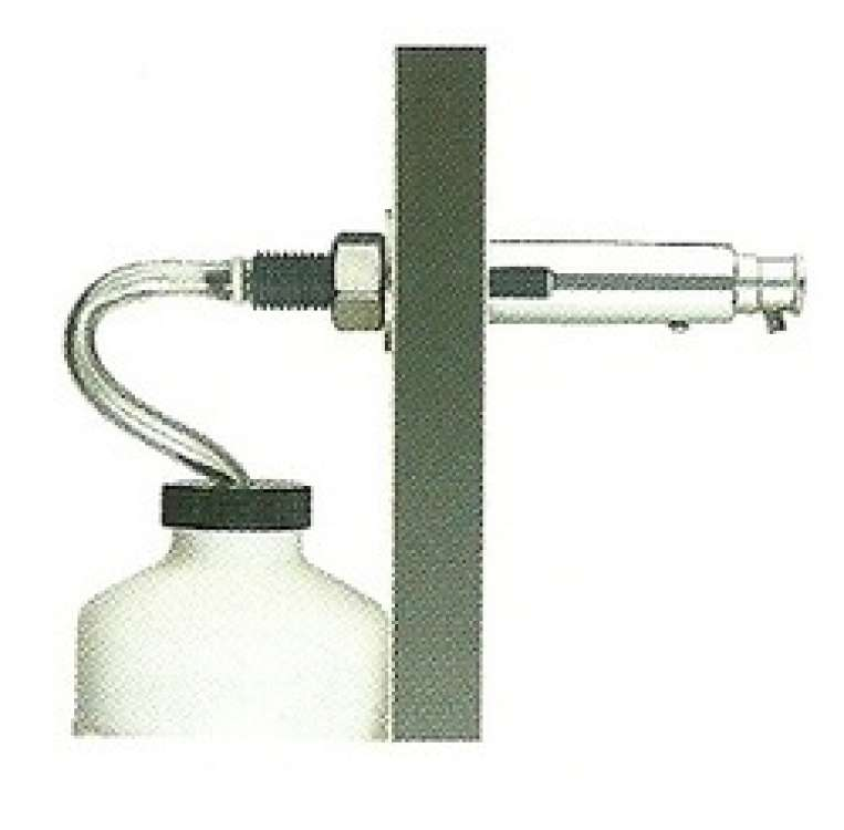 Panel Mounted Soap Dispenser