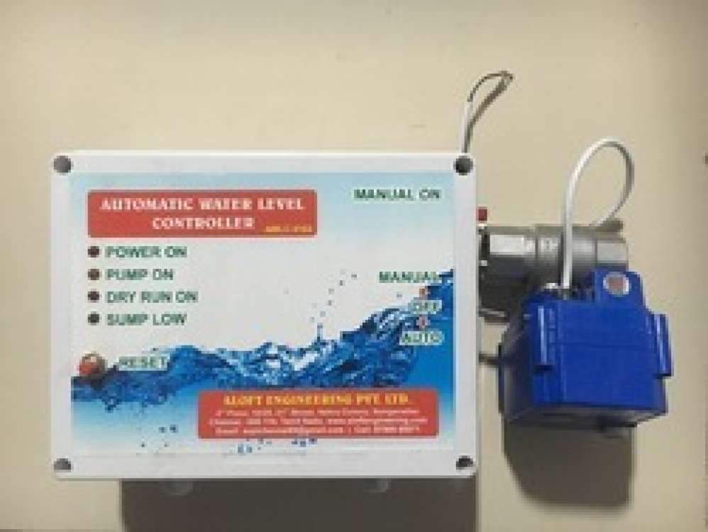 Motorized Water Level Controller