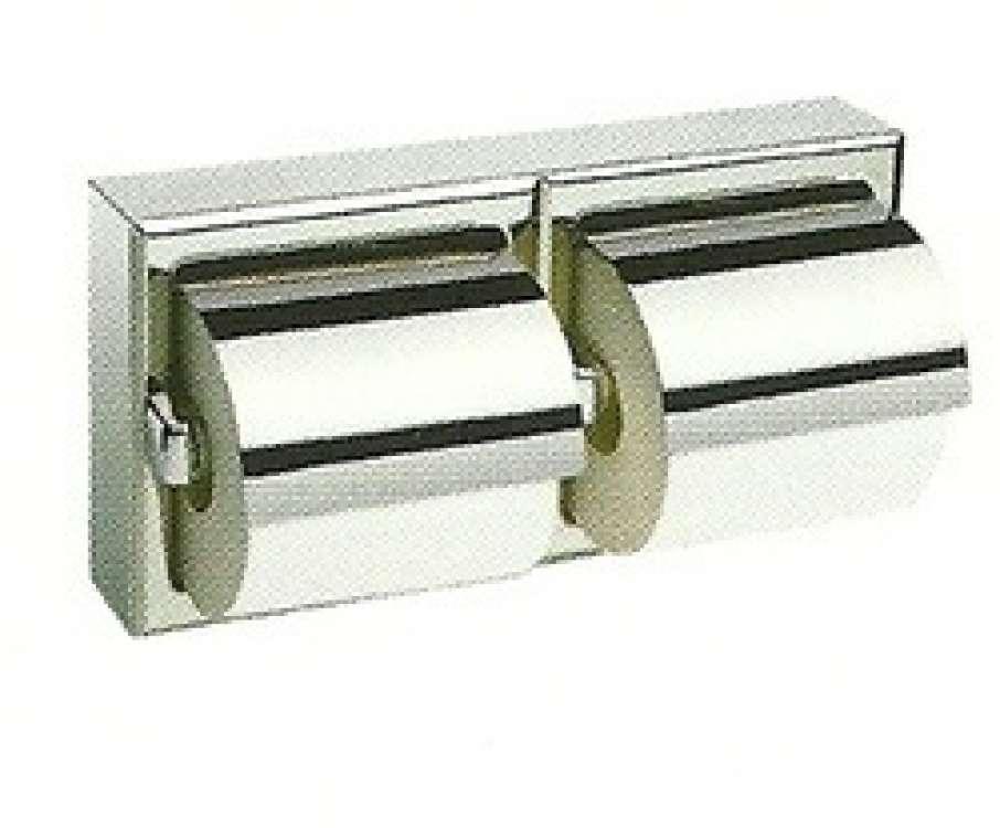 Surface Mounted Tissue Dispenser