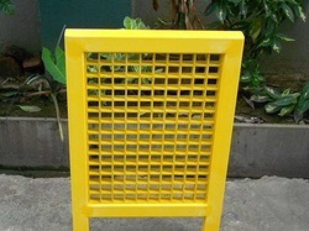 Industrial FRP Fence
