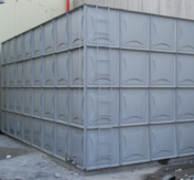 GRP Fire Fighting Water Storage Tanks