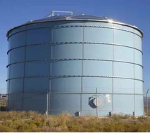 GRP Drinking Water Storage Tanks
