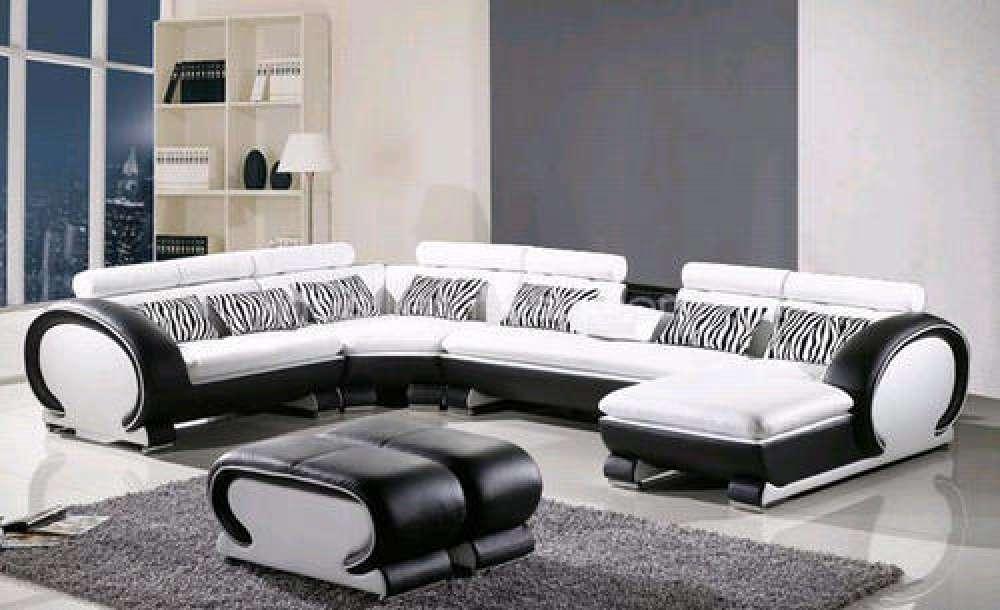Decorative L Shape Sofa Repair