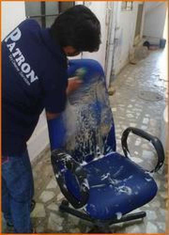 Office Chair Cleaning Service