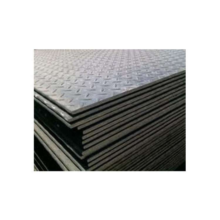 Chequered Steel Plates