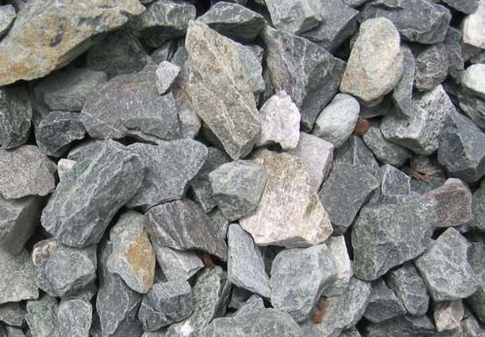 Large Crushed Stone
