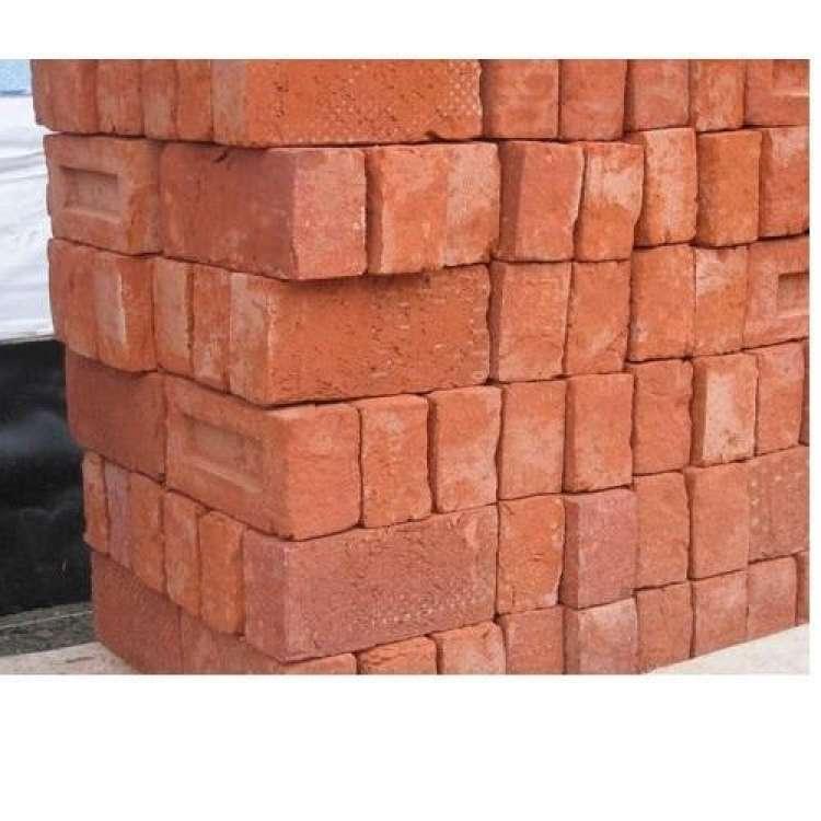 Construction Red Bricks 6