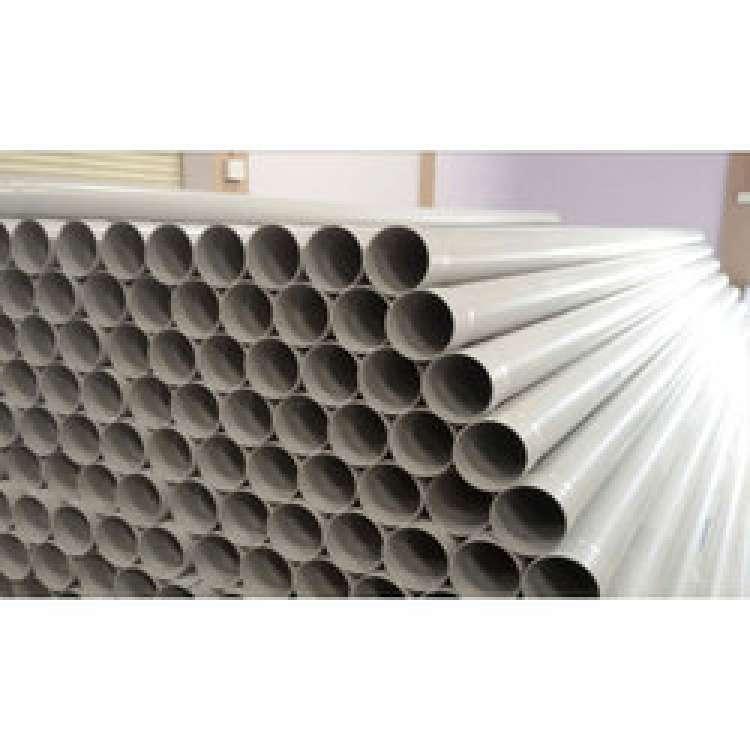 """6""""PVC Pipes"""