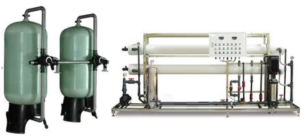 Reverse Osmosis Plant 2000-10000 Lph