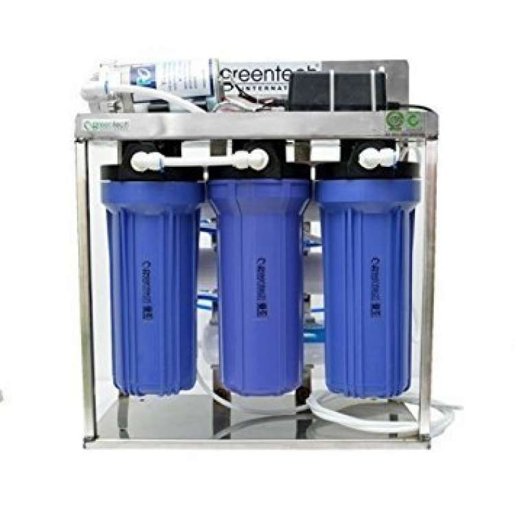 25 LPH RO Water Treatment Plant