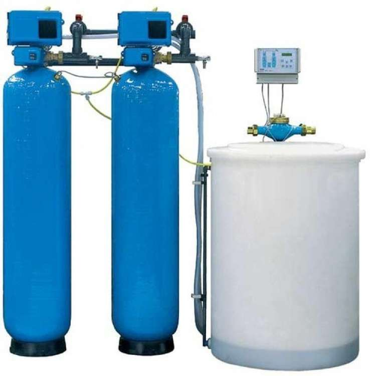 Water Softner Fully Automatic