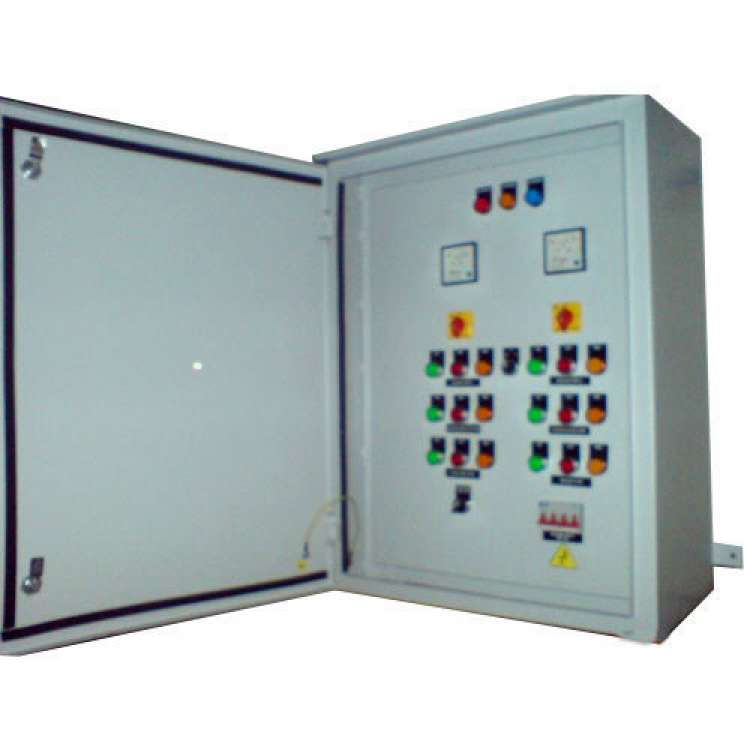 Industrial Electric RO Control Panel