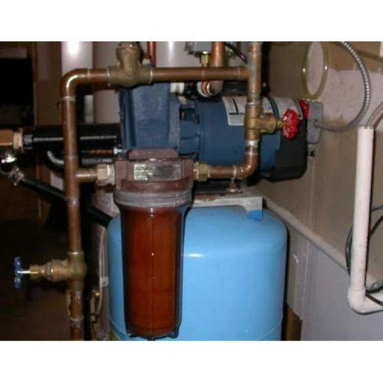 Building Water Filtration System Installation
