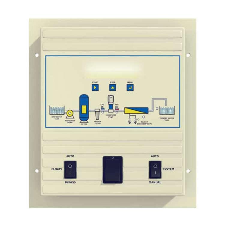 Industrial RO Control Panel
