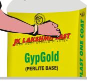 Light Weight Gypsum Plaster